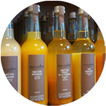 Medaillon Nectar Jus fruits Milliat